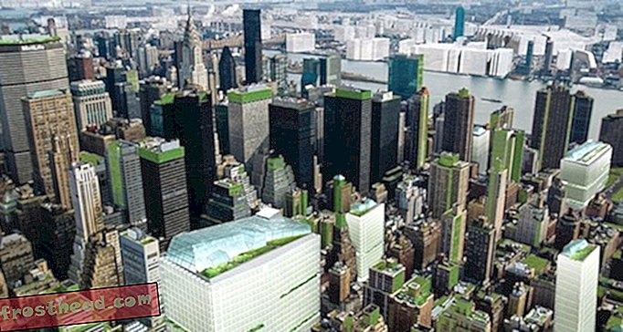 A New York-i tervezés jövője, látványa: Michael Sorkin urbanista