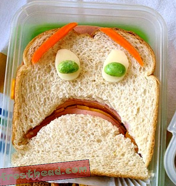 Sad sandwich, courtesy Flickr user Sakukaro Kitsa