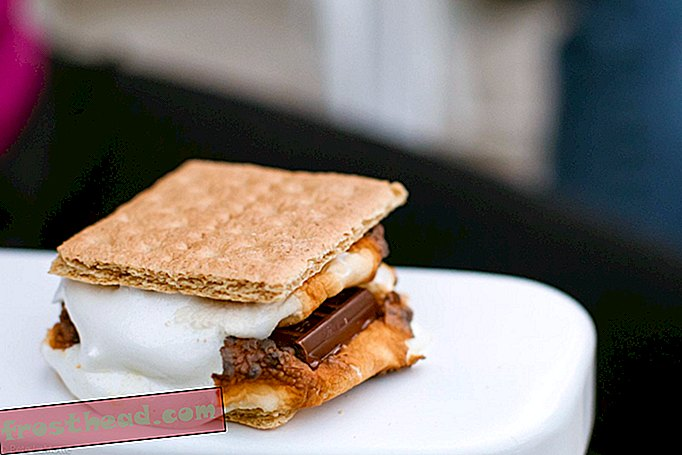 S'mores: Mere amerikansk end Apple Pie