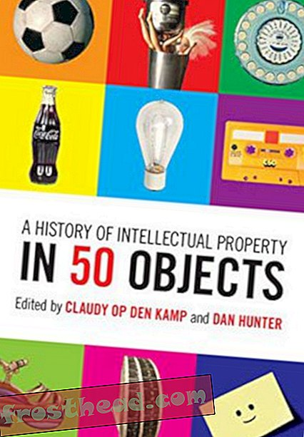Preview thumbnail for 'A History of Intellectual Property in 50 Objects