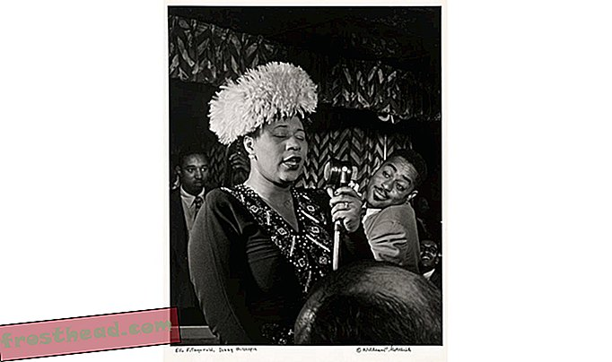 Ella Fitzgerald par William P. Gottlieb
