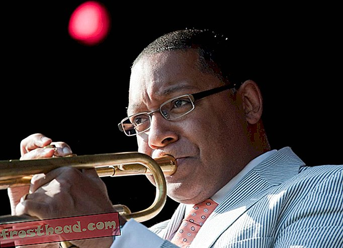 35 Who Made a Difference: Wynton Marsalis