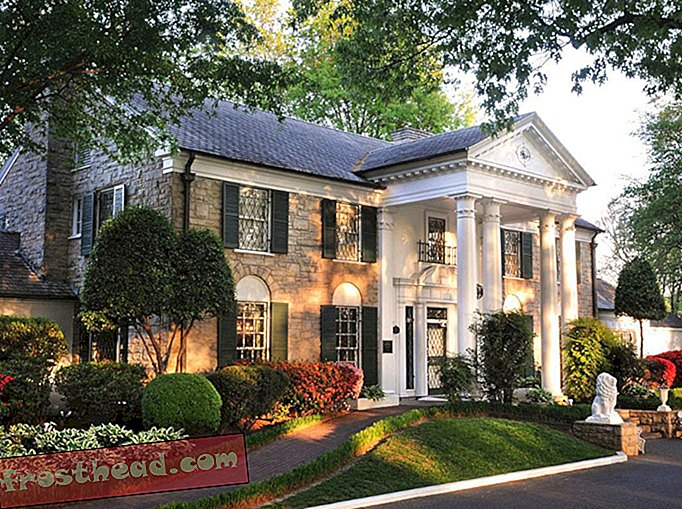 Voir l'expansion de 137 millions de dollars de Inside Graceland
