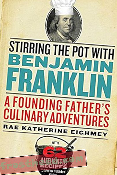 Preview thumbnail for 'Stirring the Pot with Benjamin Franklin: A Founding Father's Culinary Adventures