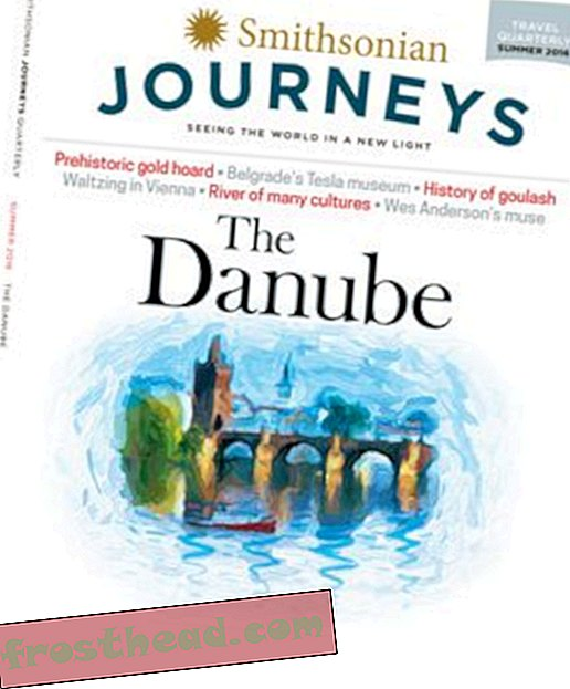 Preview thumbnail for video 'This article is a selection from our Smithsonian Journeys Travel Quarterly Danube Issue