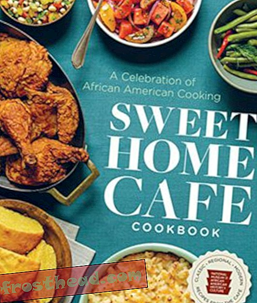 Preview thumbnail for 'Sweet Home Café Cookbook: A Celebration of African American Cooking