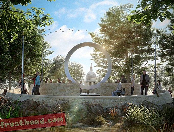 Ta inovativni memorial bo kmalu spoštoval domorodne ameriške veterane