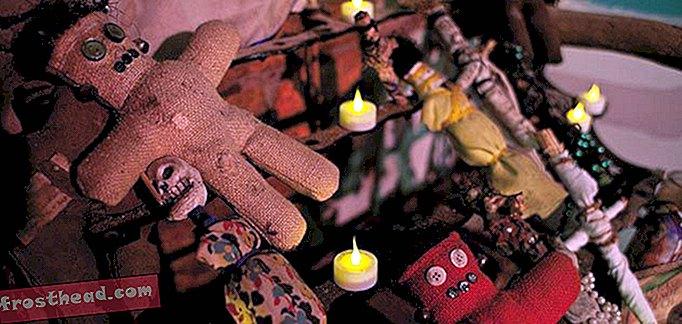 Het historische Voodoo-museum in New Orleans