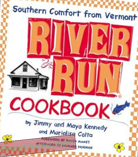 Book Reviews: Livre de recettes River Run: Le Southern Comfort du Vermont