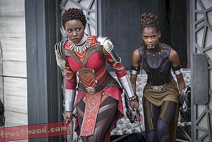 Ο νέος διευθυντής του αφρικανικού μουσείου τέχνης του Smithsonian αντικατοπτρίζει την εμφάνιση και τη μόδα του μαύρου πάνθηρα