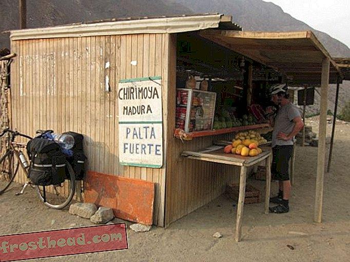 Από τις φτωχογειτονιές της Λίμας μέχρι τις κορυφές των Άνδεων