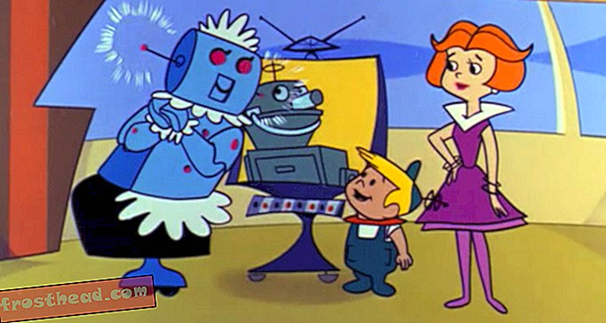 Recapsuler 'The Jetsons': Episode 08 - Le petit ami de Rosey
