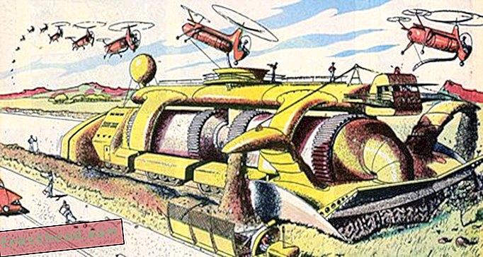 članci, blogovi, paleofutura, povijest, povijest nas - Ogromni graditelji autocesta budućnosti autocesta