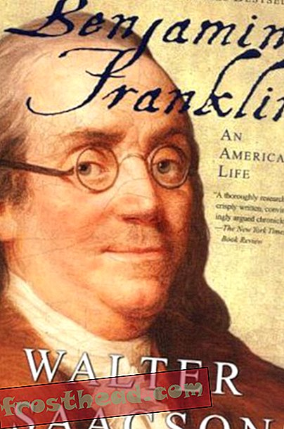 Preview thumbnail for 'Benjamin Franklin: An American Life