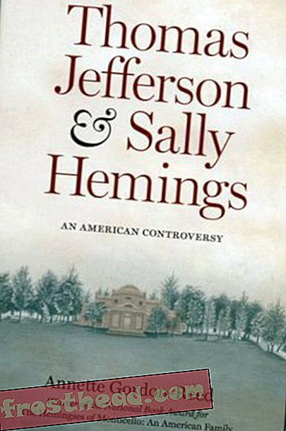 Preview thumbnail for video 'Thomas Jefferson and Sally Hemings: An American Controversy
