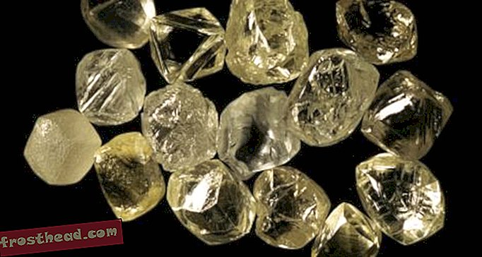 Le grand canular de diamant de 1872