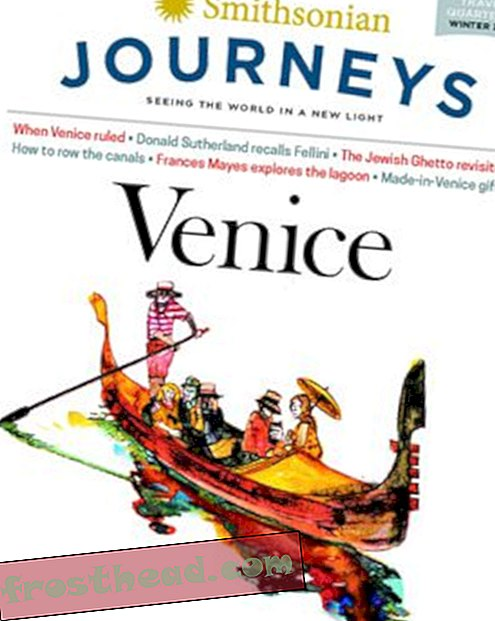 Preview thumbnail for video 'Buy the Venice Issue of the Smithsonian Journeys Travel Quarterly