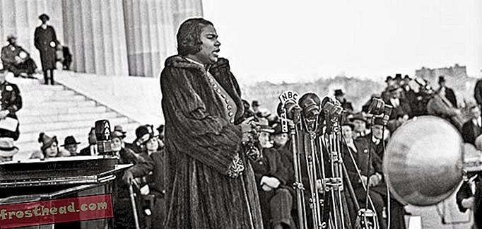 Marian Anderson: Freedom Singer y Mentor To Generations