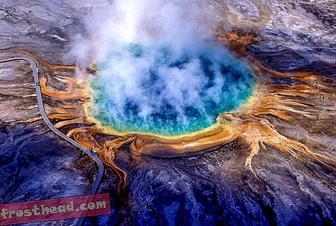 Giant New Magma Reservoir Found Under Yellowstone