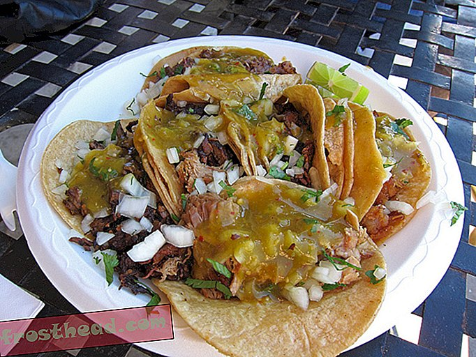 Messy History of Tacos