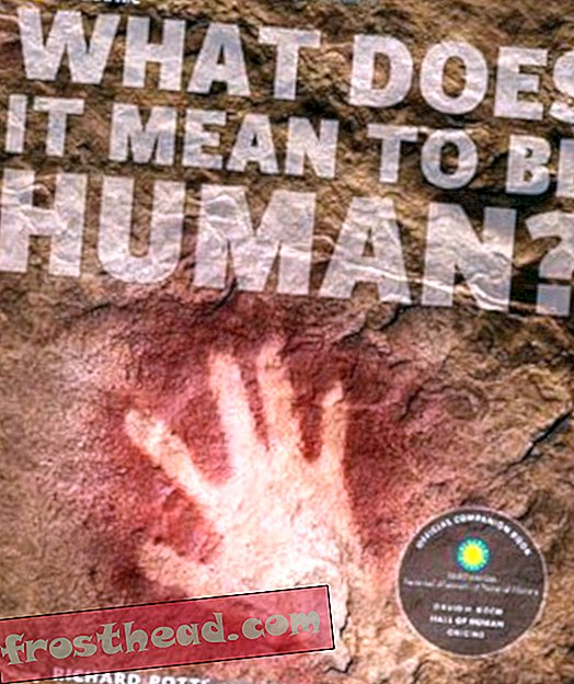 Preview thumbnail for video 'What Does It Mean to Be Human?