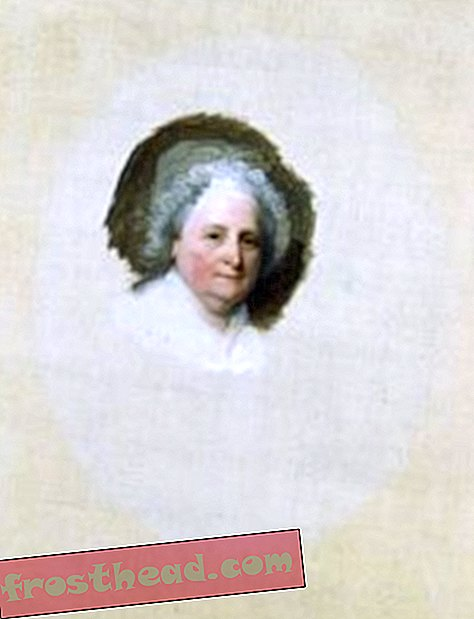 Portrait Talk: Martha Washington