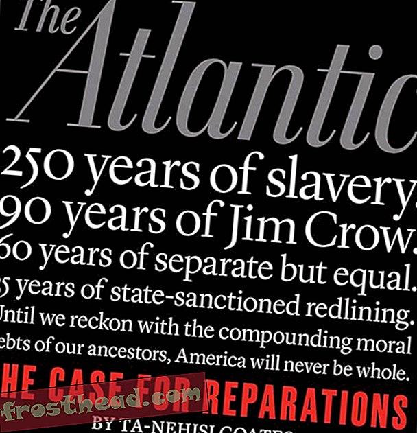 Američki moralni dug prema Afroamerikancima