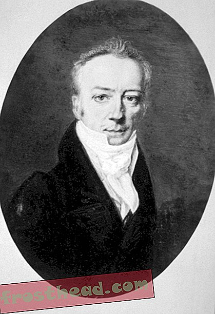 Was war James Smithson Smoking?