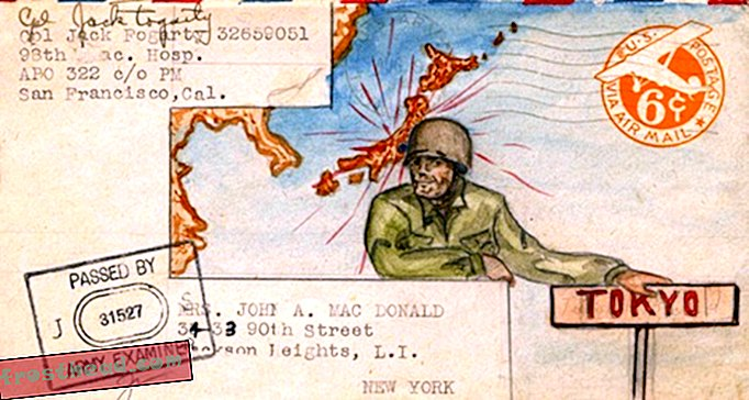 A Memorial Day Memory: Love From the Pacific Theatre
