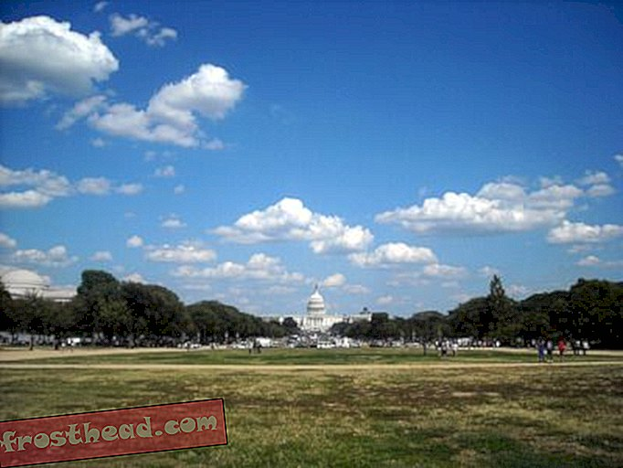 artigos, no smithsonian, blogs, em volta do shopping - O National Mall, definido