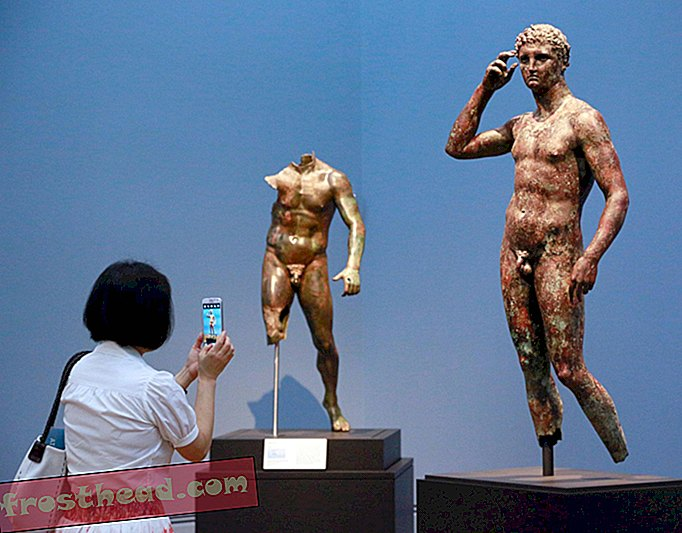 The Getty Is Fighting to Keep a Bronze Greek Rare