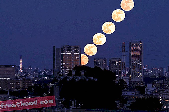 smarte nyheder, smarte nyhedsvidenskab - Se Supermoon Rise Around the World i Pictures