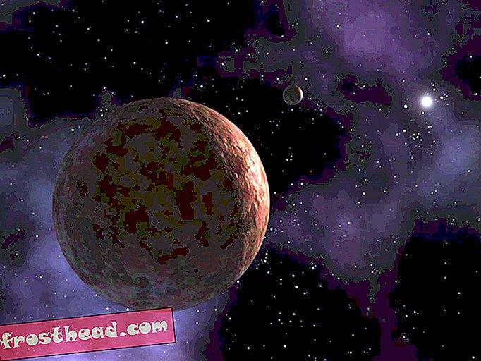 Nouvelles intelligentes, science de l'information intelligente - La mystérieuse planète neuf est-elle juste un essaim d'astéroïdes?
