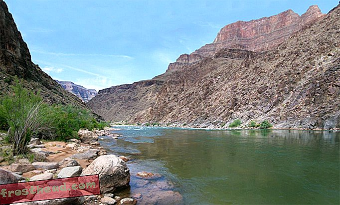 Google River View kommer til Colorado River